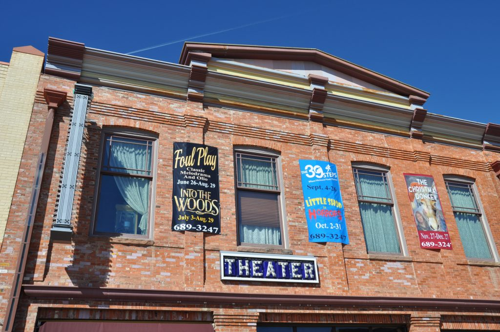 Plan Your Visit To The Butte Theater And Other Cripple Creek
